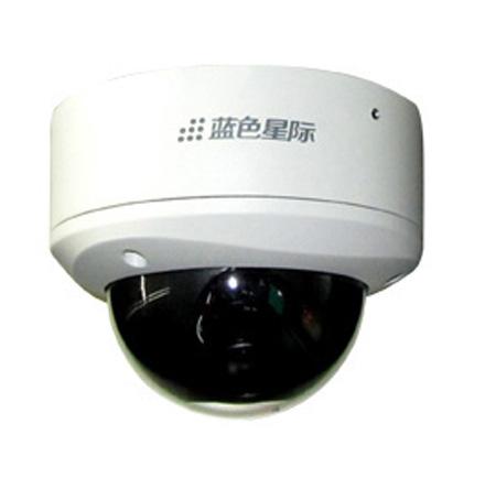 高清半球型网络摄像机