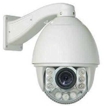 网络高清红外高速球型摄像机