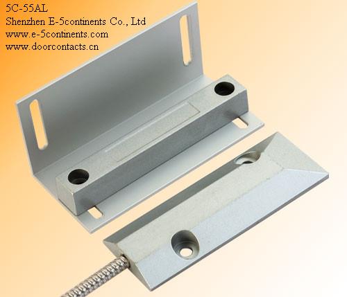 产品库 电磁锁(磁力锁) > 深圳 五洲 卷帘门磁 门磁开关 有线卷帘门磁