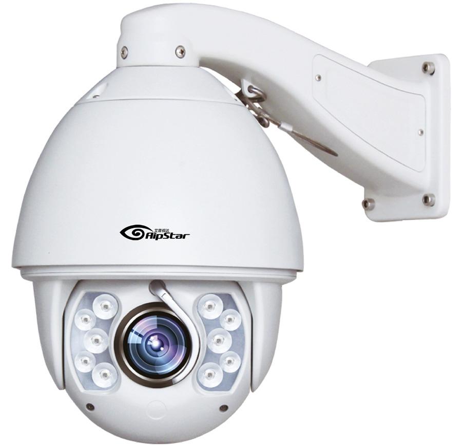 变速球型网络摄像机