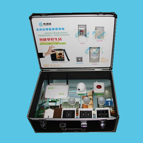 智能主机 智能网关 智能家居 展示箱展板 灯控系统 远程控制